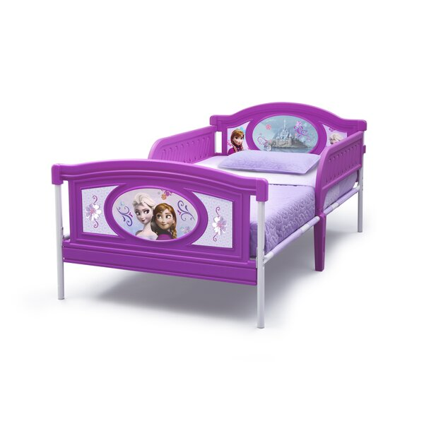 Frozen Twin Convertible Toddler Bed by Delta Children