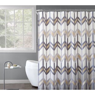Inexpensive Olivia Shower Curtain Set By Rebrilliant