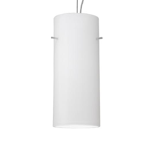 Contemporary Cylindrical 1-Light Cylinder Pendant by WAC Lighting