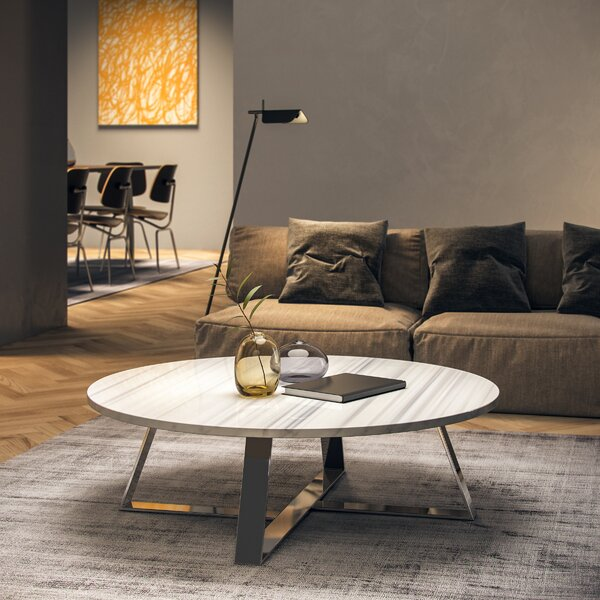 Pollman Coffee Table by Orren Ellis