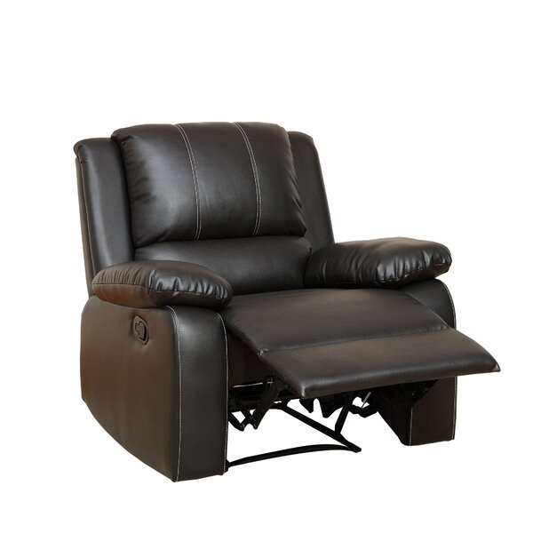 Jerriste Manual Recliner By Hokku Designs