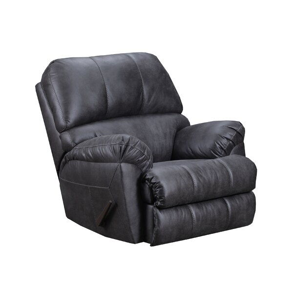 Hepler Manual Rocker Recliner by Alcott Hill