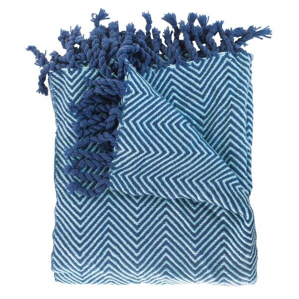 Mckeehan Throw Blanket by Three Posts