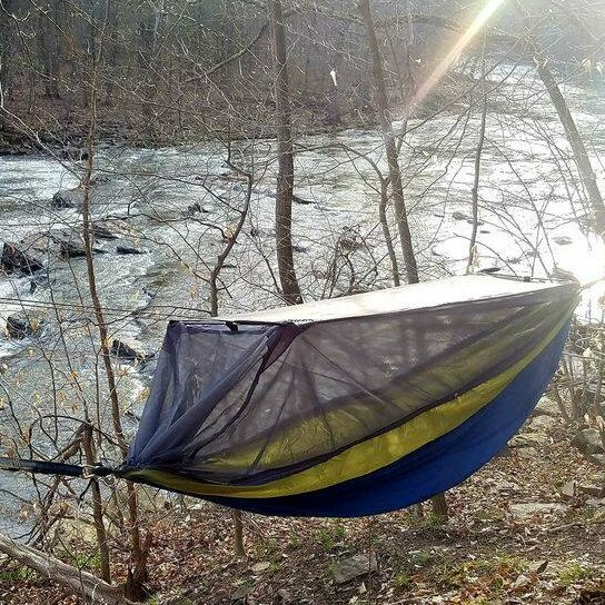 Lilly Camping Hammock by Freeport Park