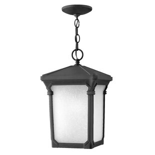 Reviews Stratford 1-Light Outdoor Hanging Lantern By Hinkley Lighting