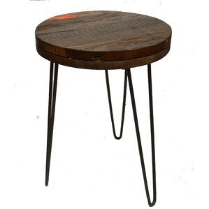 Lily End Table by Nicahome..