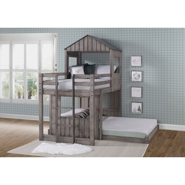 Scholl Twin over Full L-Shaped Bunk Bed by Zoomie Kids