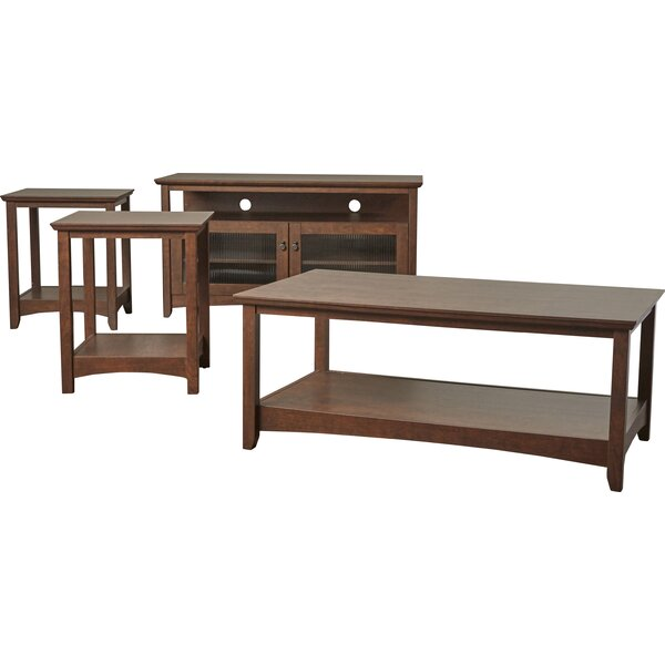 Fralick 4 Piece Coffee Table Set by Darby Home Co