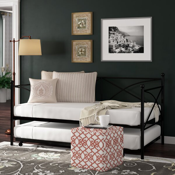 Dimartino Twin Daybed by Harriet Bee