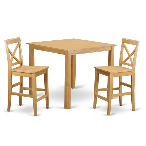 Cafe Counter Height Dining Set by East West Furniture East West Furniture
