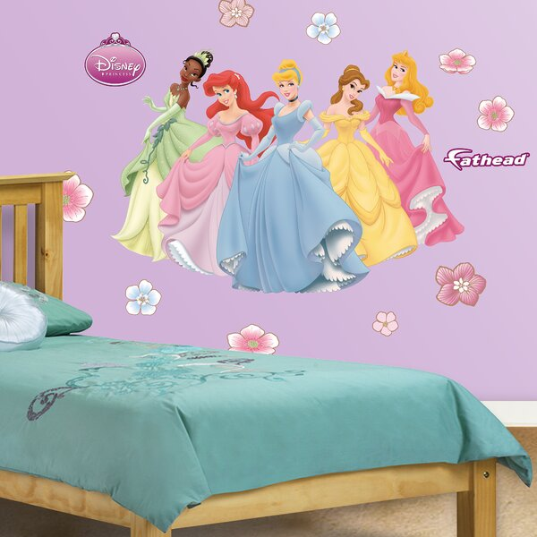 Disney Princesses Wall Decal by Fathead