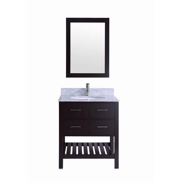 Signature Series 30 Single Bathroom Vanity Set by Belvedere Bath