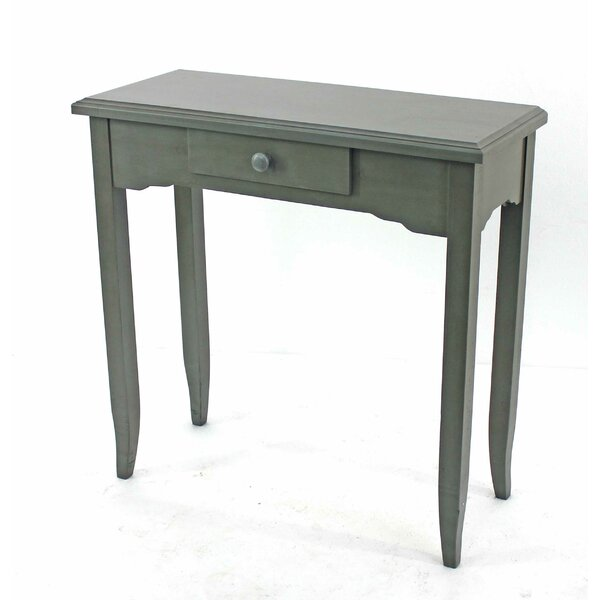 Delois Console Table by Highland Dunes Highland Dunes