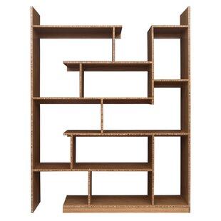 Stagger Metro Geometric Bookcase
