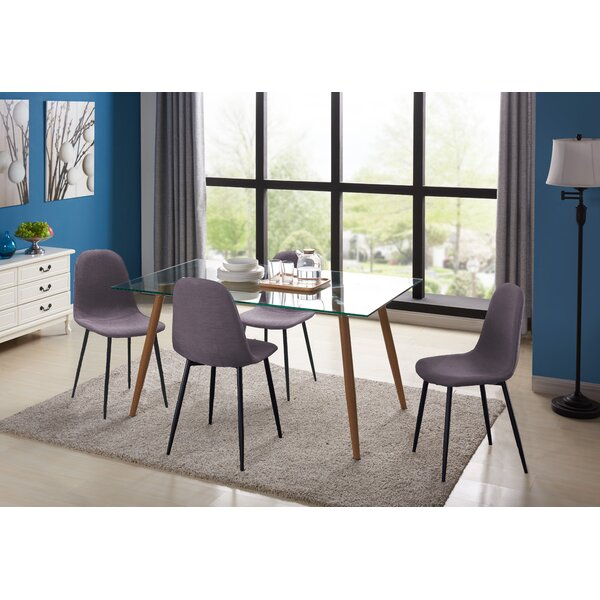 Margery 5 Piece Dining Set by Wrought Studio