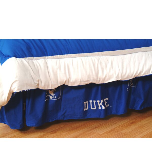 NCAA Bed Skirt by College Covers