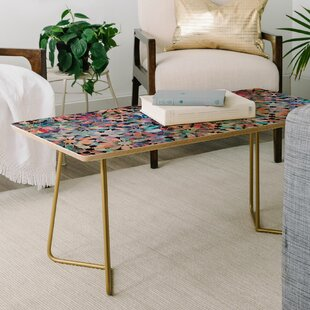 Online Reviews Schatzi Hara Tiles Coffee Table By East Urban Home
