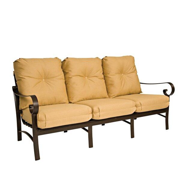Belden Patio Sofa by Woodard