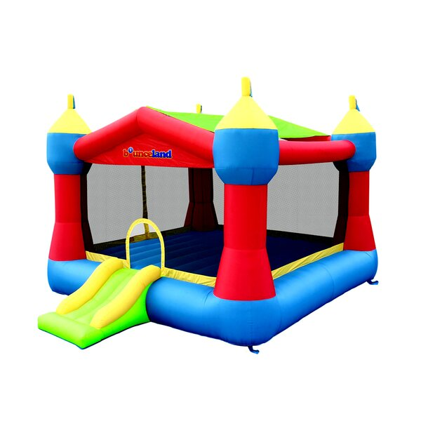 Inflatable Party Castle Bounce House by Bounceland
