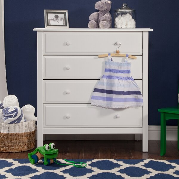 Jayden 4 Drawer Chest by DaVinci