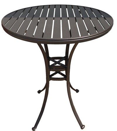 Ian Bar Table by Tobias Designs
