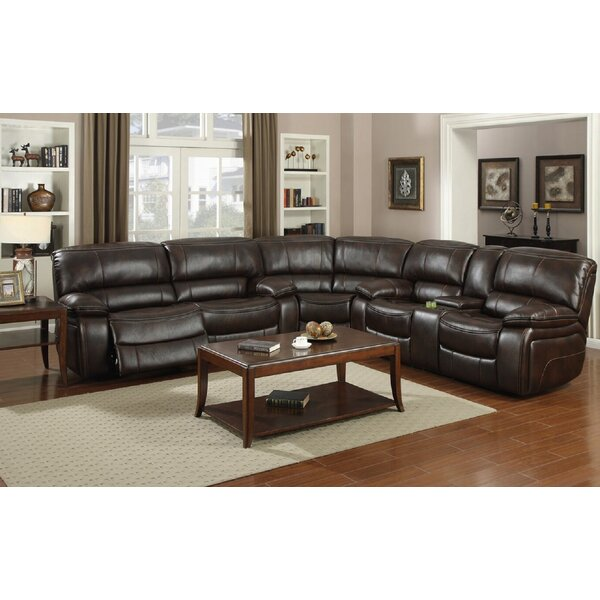 Rowlands Reversible Reclining Sectional by Red Barrel Studio