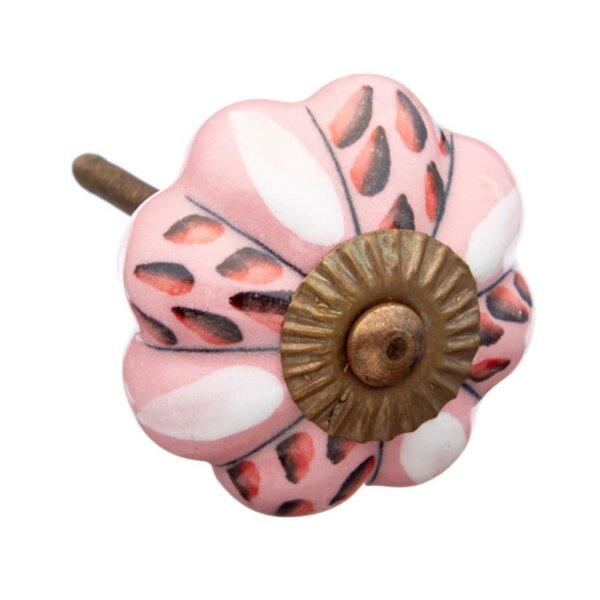Flower Novelty Knob by Shabby Restore