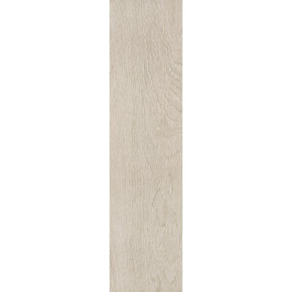 Timber 8 x 36 Porcelain Wood Look/Field Tile in Frost by Madrid Ceramics