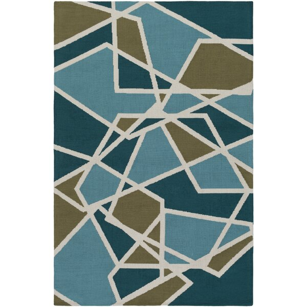 Blodgett Multi Area Rug by Wrought Studio