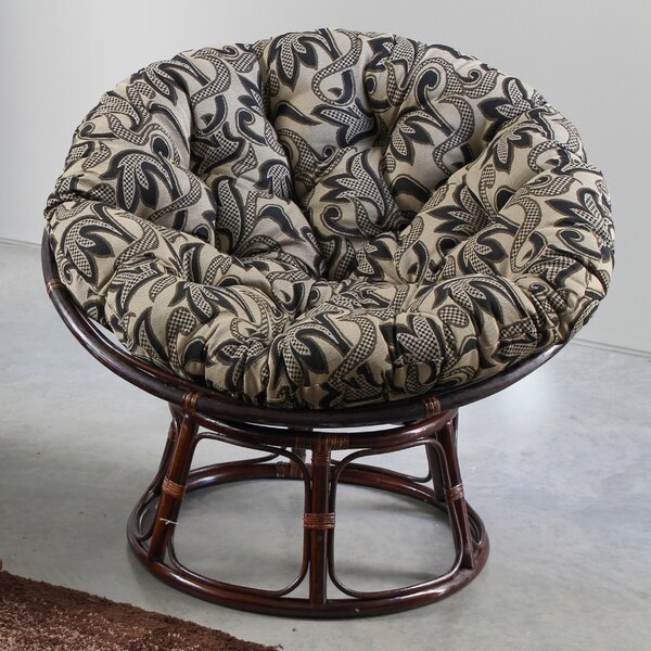 Wister Papasan Chair by Loon Peak