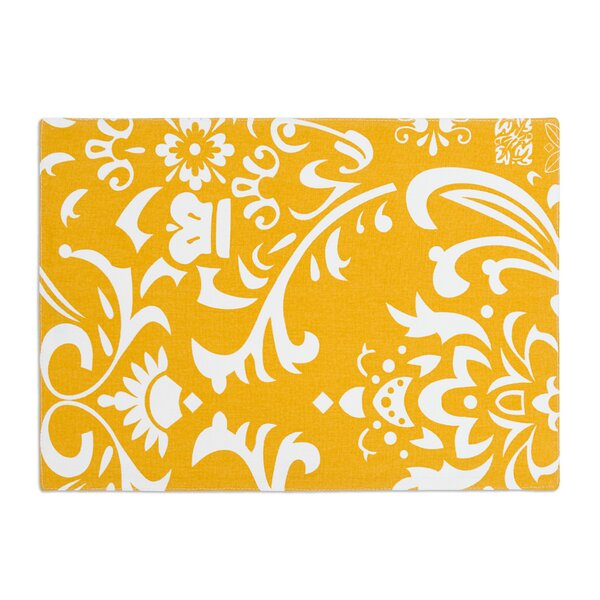 Kalel Rectangular Cotton Placemat (Set of 4) by Ebern Designs