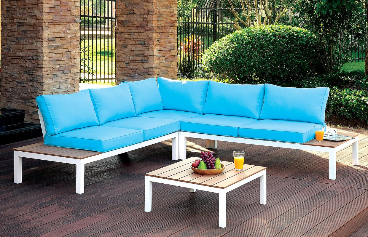 sectionals barn sectional from pottery rehab an how to img your outdoor furniture