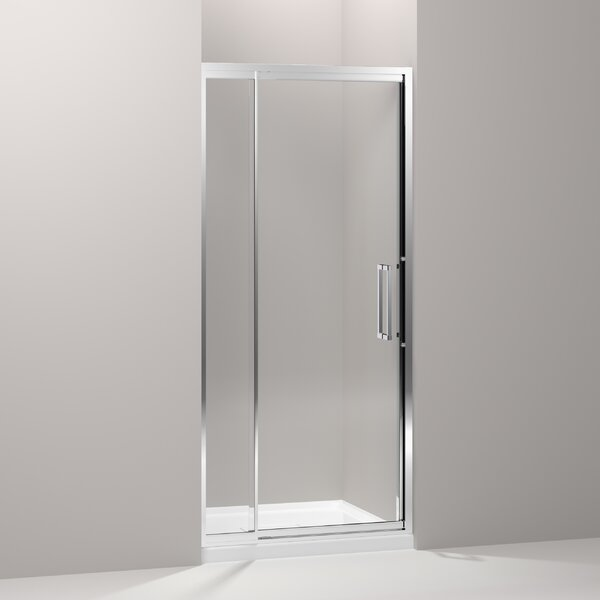 Lattis 36 x 76 Pivot Shower Door by Kohler