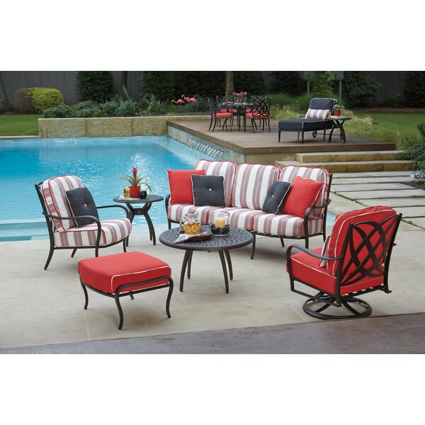 Apollo Sofa Seating Group with Cushions by Woodard