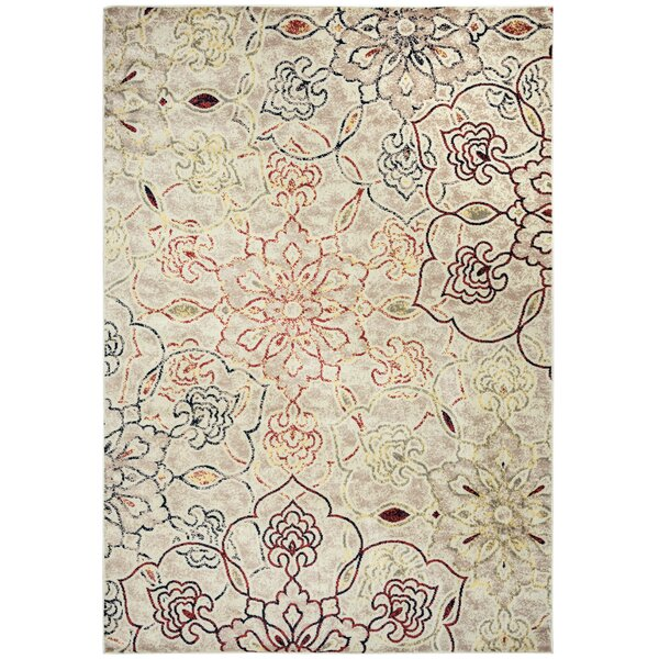Culver Ivory Area Rug by Threadbind