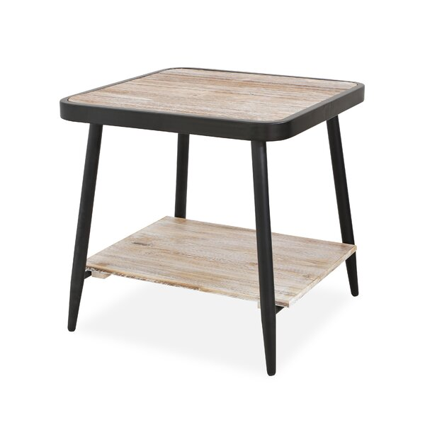 Marcellina End Table with Storage by Gracie Oaks Gracie Oaks