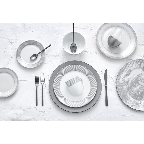 Lucas 16 Piece Dinnerware Set, Service for 4 by Orren Ellis