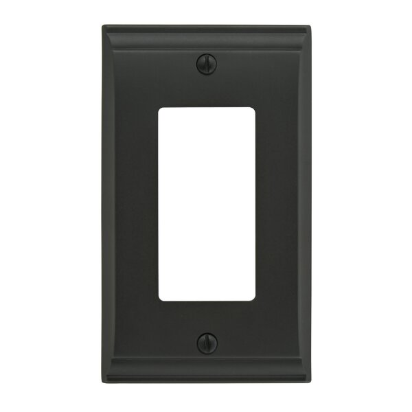 Candler Rocker Wallplate by Amerock