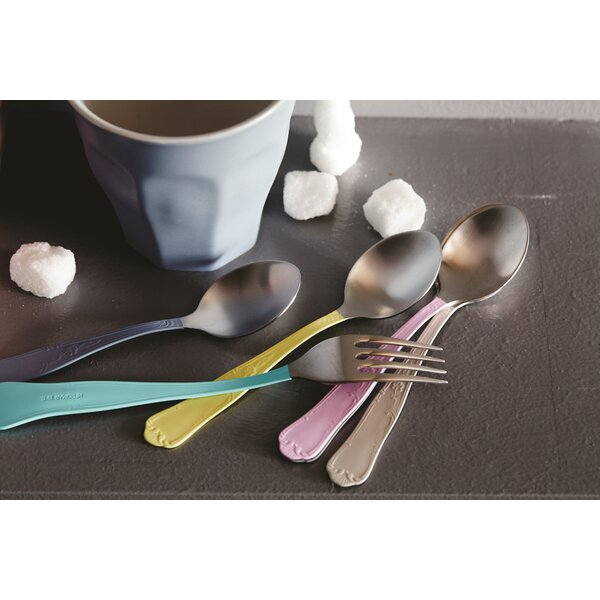 Jaipur Dessert Spoon (Set of 6) by Canvas Home