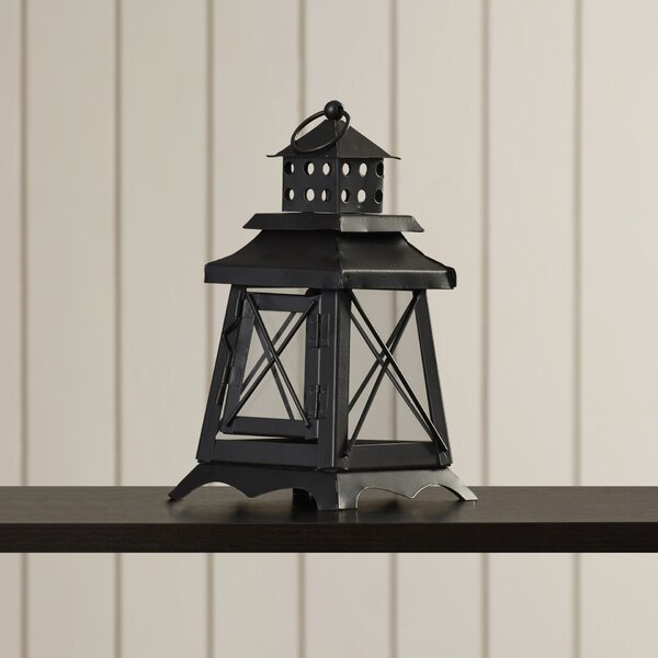 Metal Candle Lantern by Breakwater Bay