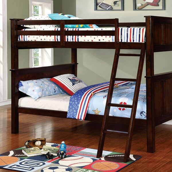 Wilmslow Bunk Bed by Harriet Bee