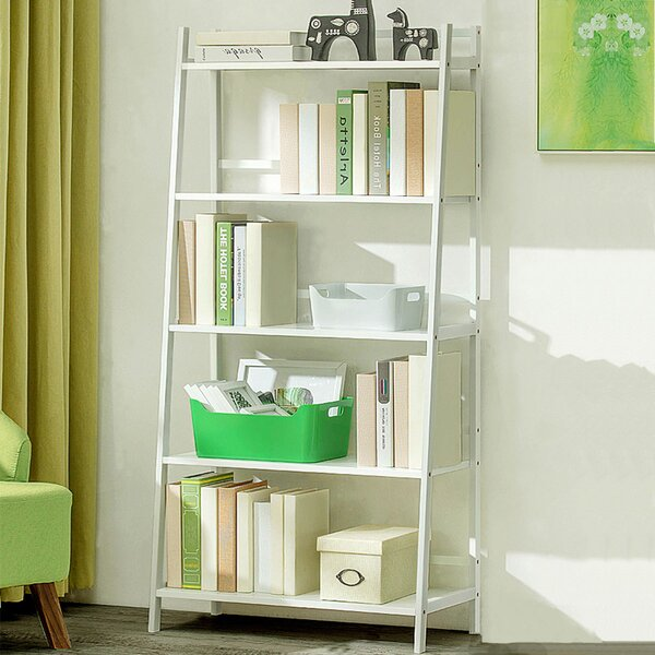 Yanchep Ladder Bookcase By Latitude Run