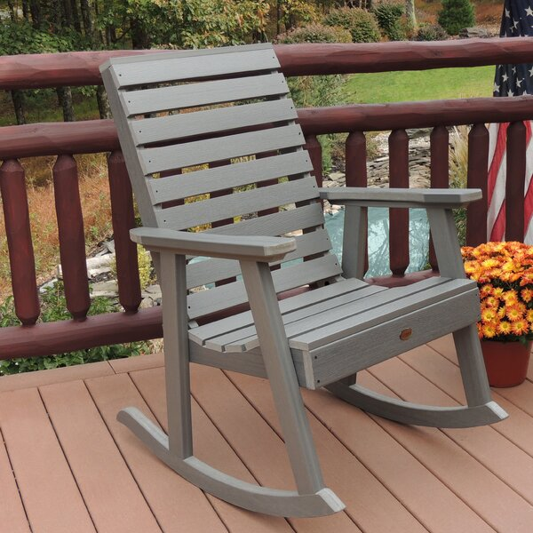 Berry Rocking Chair by Darby Home Co