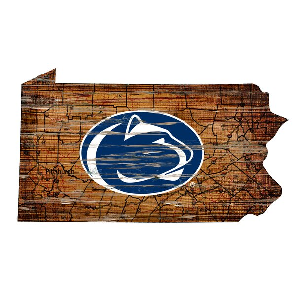 NCAA Wall Décor by Fan Creations