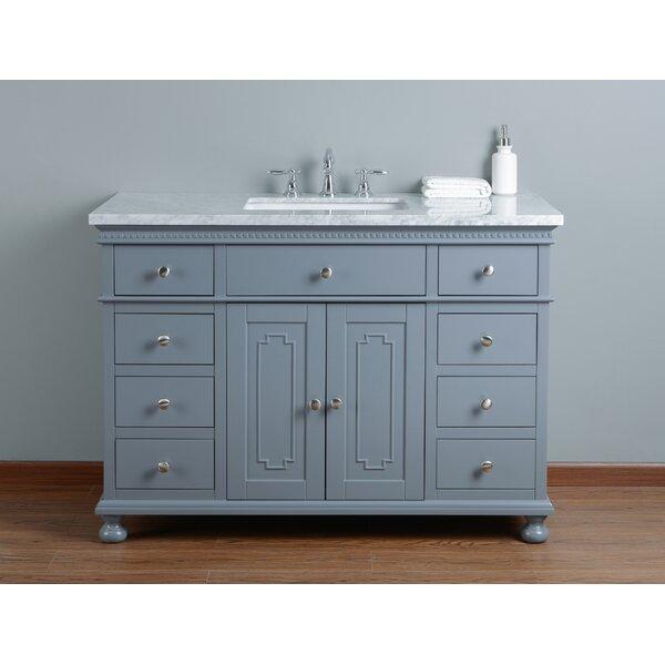Casie 48 Single Bathroom Vanity Set