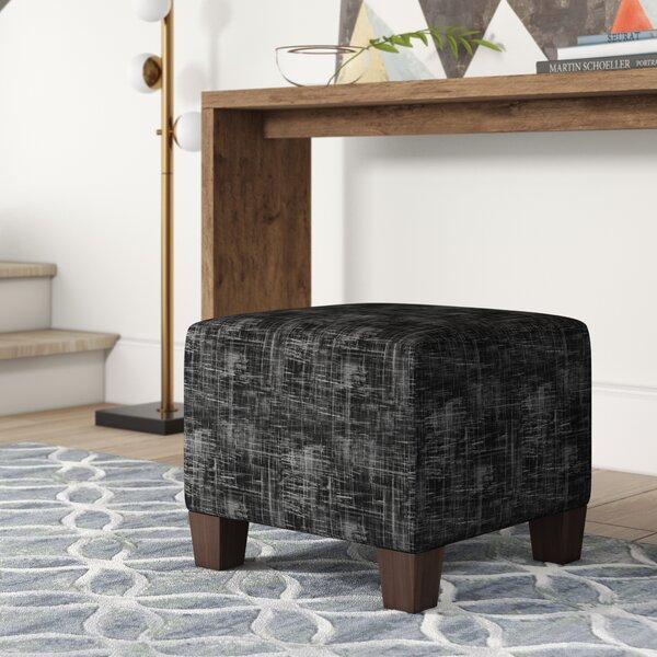 Sturgis Cube Ottoman by Brayden Studio
