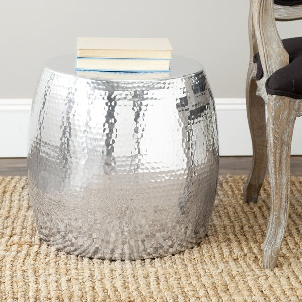 Vanadium Stool by Safavieh