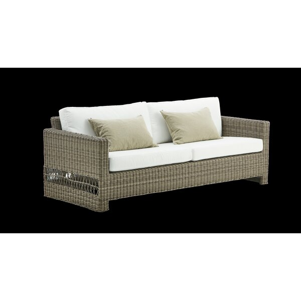Carrie Patio Sofa with Cushions by Sika Design