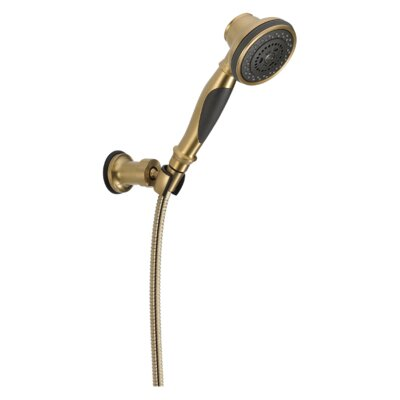 Delta Shower Head Multi Handheld Bronze Shower Heads