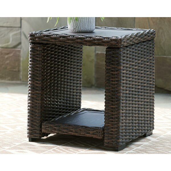 Loganville Side Table by Bay Isle Home